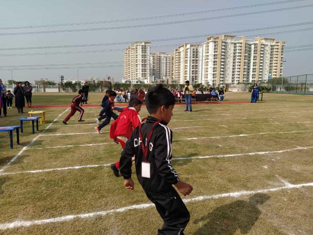 Primary School Sports Education