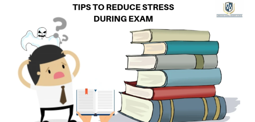 Amazing Tips To De-Stress During Exam