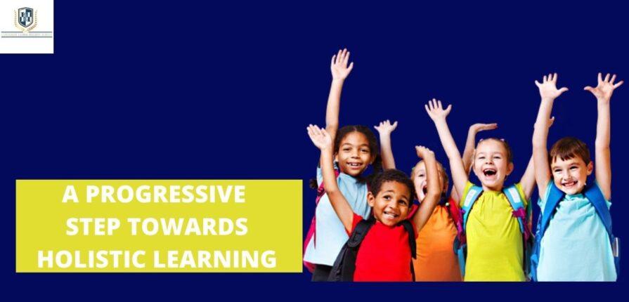 Value Education: A Progressive Step Towards Holistic Learning
